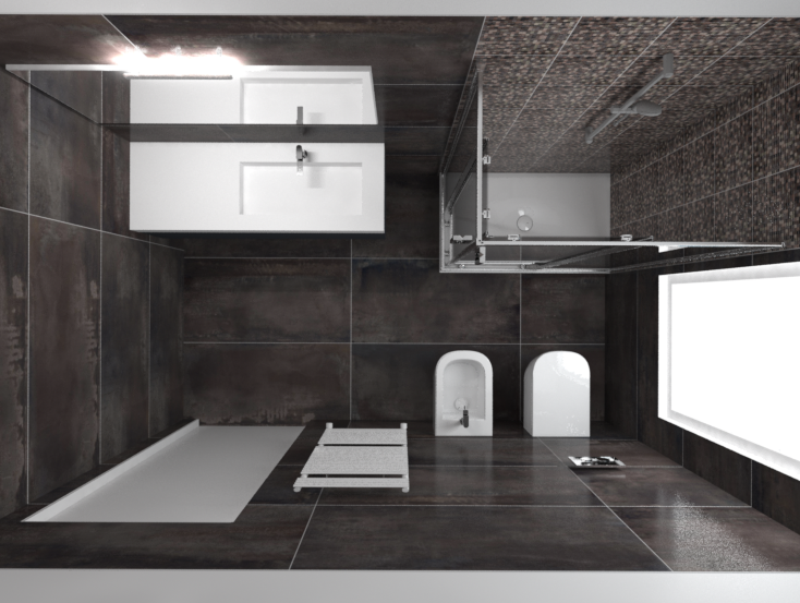 Tilelook Abk Interno 9 Dark