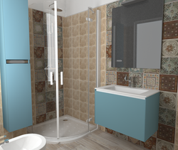 Project 4 Eclectic Bathroom Damiano Perrotta