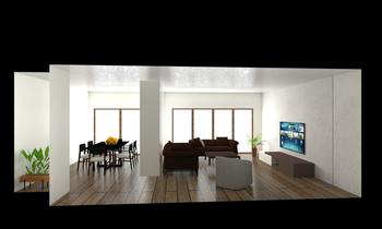 夏先生翡翠城客餐厅7 Classic Living room Natuzzi Chengdu