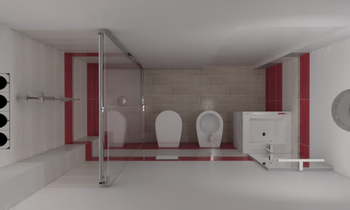 Project 2 Classic Bathroom SALVATORE MANGIAGLI Crimart s.r.l.