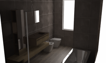 Ianni Marco Modern Bathroom Mattia Del Re