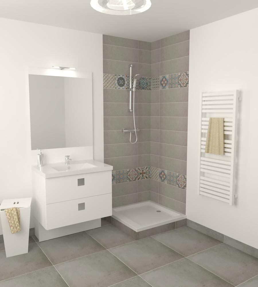 Type De Salle De Bain salle de bain type 1 | tilelook