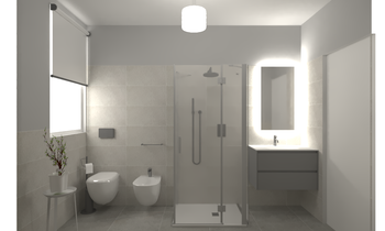 Bagno Piccolo Vanni Classic Bathroom Cristina Bettarini