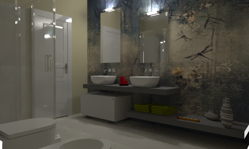 VERRELLI - ALESSIA Contemporary Bathroom Federica Lorini