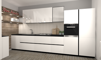 170051 Modern Kitchen LAKD Lattanzi Kitchen Design