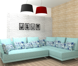 Pacific Modern Living room Fama Sofas