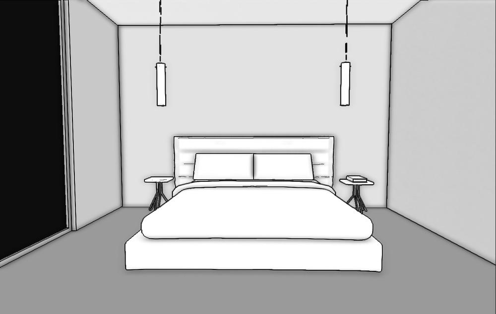 Bedroom Template D Default Rendering001 001