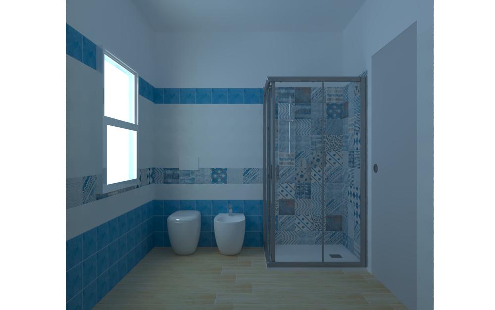 Tilelook progetto bagno piccolo - Progetto bagno piccolo ...