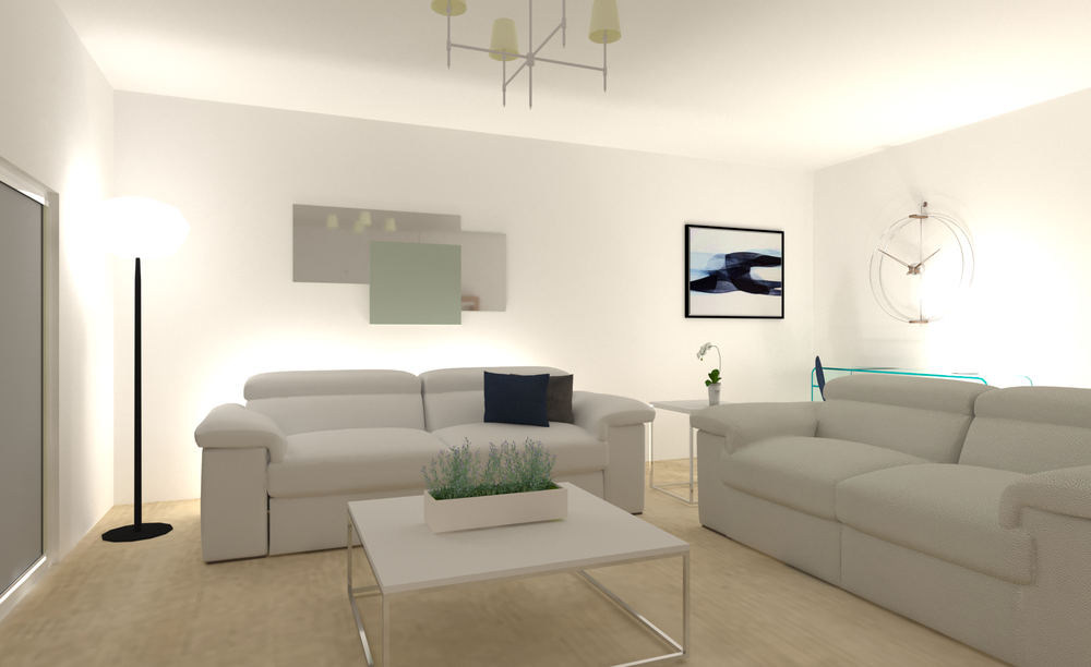 Tilelook Apartment Living Room