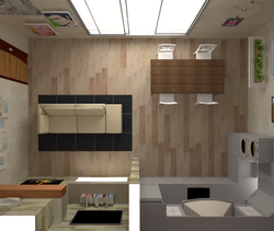 kitchen Contemporary Kitchen GUIDO SOFFRITTI