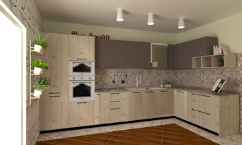 170072 Modern Kitchen LAKD Lattanzi Kitchen Design