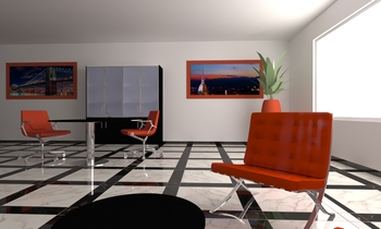 progetto Classic Living room Gianfreda ShowRoom