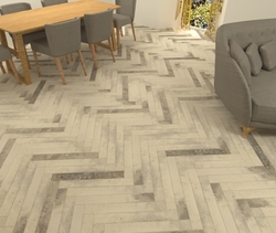 Design Chevronchic Modern Living room Ceramiche Coem
