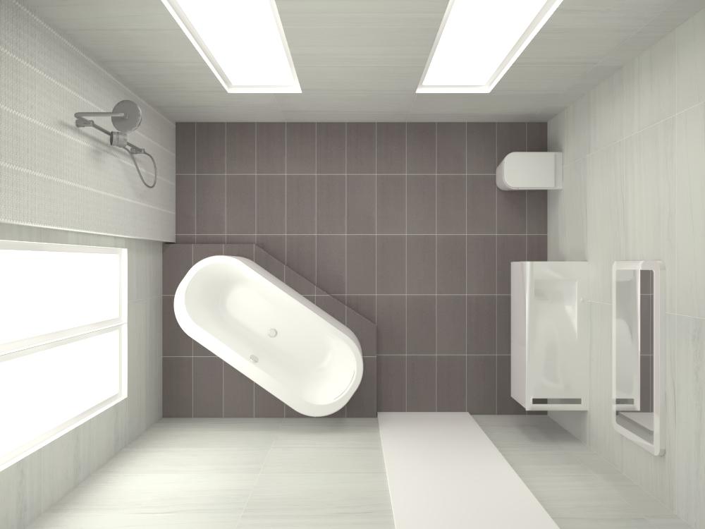 Tilelook muar bungalow master bathroom for E bathroom solution sdn bhd