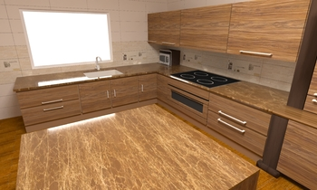 CERAMICA KITCHEN BSM Classic Kitchen OBEID GENERAL TRADING