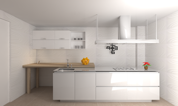 Project 3 Classic Kitchen Castellon Tienda Ceramica Saloni