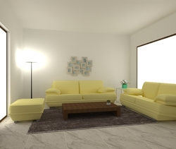 formal area Classic Living room Natuzzi Italia New Delhi