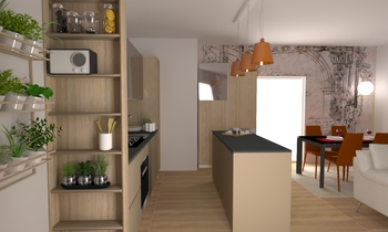 170088 Modern Kitchen LAKD Lattanzi Kitchen Design