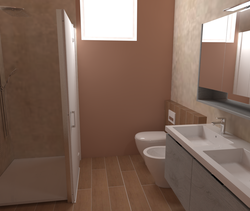 Bathroom Render 4 Classic Bathroom Naidu Rajana