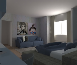 CARINE DAOUK BEDROOM Contemporary Living room Natuzzi Beirut