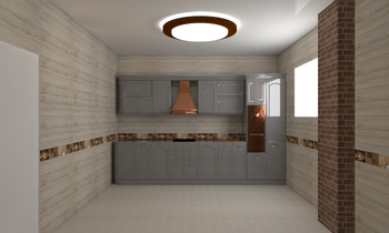 Project 3 Classic Kitchen ElNelien Designs