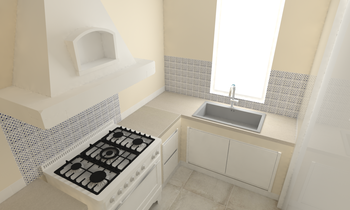 Project 2 Classic Kitchen Giuseppe Politi