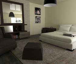 Natuzzi Fenice Total Look... Contemporary Bedroom Natuzzi S.p.a.