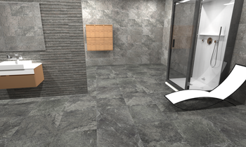 Stonebox Bathroom Modern Bathroom Gayafores Porcelain Tiles