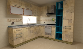 samer kitchen Classic Kitchen Nawal Al Saber