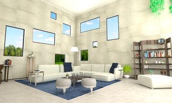 Magazine Living Contemporary Living room Alessandro Lipari