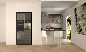 8888 Moderno Cucina LAKD Lattanzi Kitchen Design