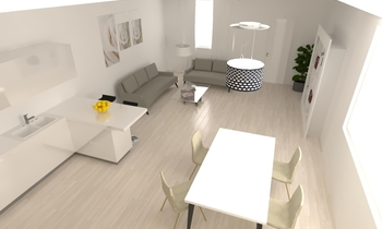 Salon Line Roset Modern Living room Filippo Fabrello