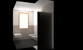 Project 2 Classic Bathroom annamaria valdo