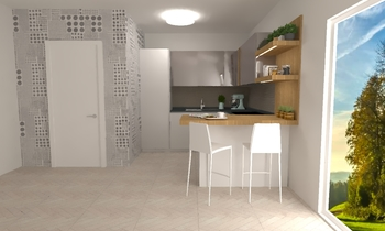 180010 Modern Kitchen LAKD Lattanzi Kitchen Design