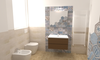bagn padr 02 lanz Modern Bathroom Damiano Perrotta