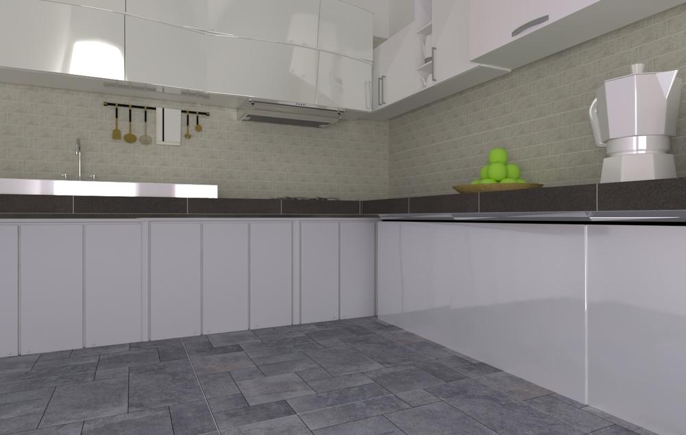 Wet Kitchen 3 Classic Bathroom By Feruni Ceramiche Sdn Bhd Tilelook