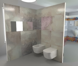 touchtone Classic Bathroom simone incerti