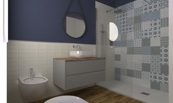 davide Classic Bathroom Aiello Ceramiche