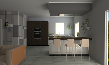 180021 Classic Kitchen LAKD Lattanzi Kitchen Design