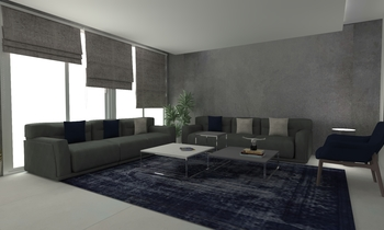 ATTAR Project Classic Living room Natuzzi Beirut