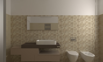 GARCEA DOMENICO Modern Bathroom Fratelli Marrazzo  Ceramiche