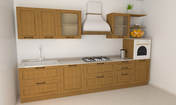 160021 DC Classic Kitchen LAKD Lattanzi Kitchen Design