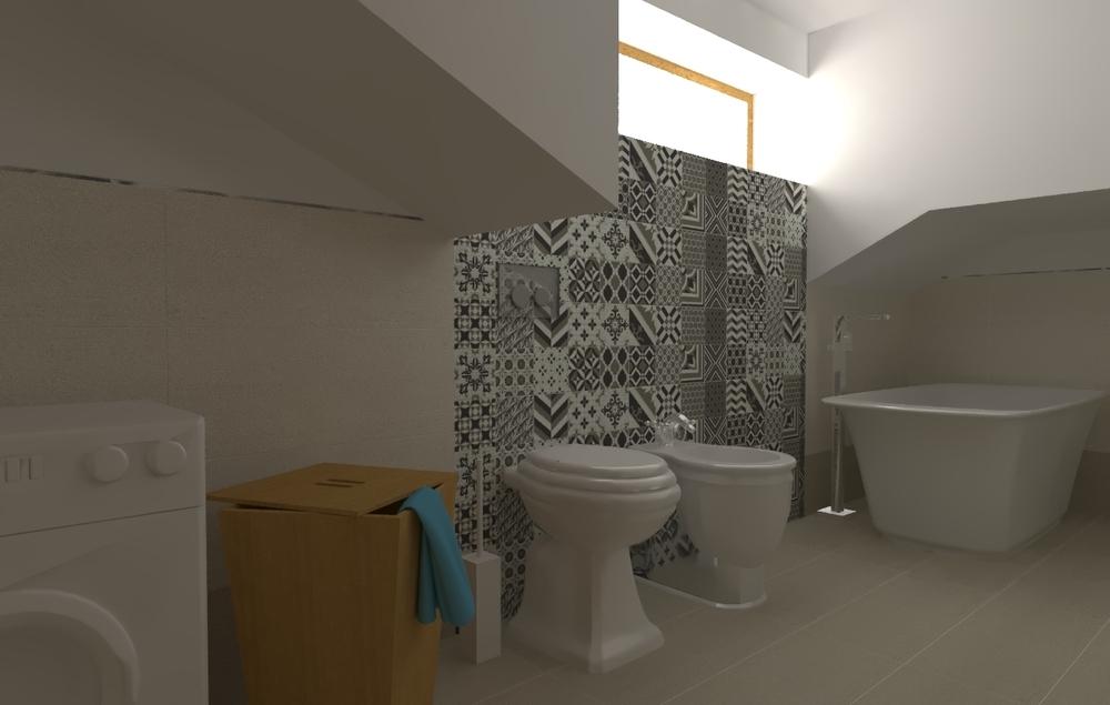 Vasca Da Bagno Globo Paestum : Tilelook: bagno con vasca