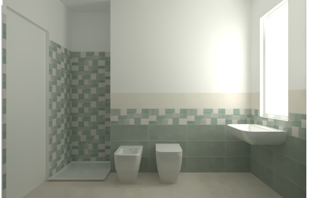 Mgm Ceramiche Bagno.Mgm Canvas Green Tilelook