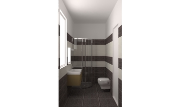 garcea 2 Modern Bathroom Fratelli Marrazzo  Ceramiche