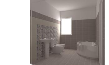 nuovo Klasický Koupelna salvatore cala
