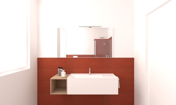 bru Contemporary Bathroom Federico Frigo