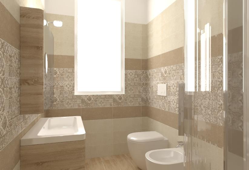 Piastrelle bagno piccolo mansarda: come arredare un bagno piccolo