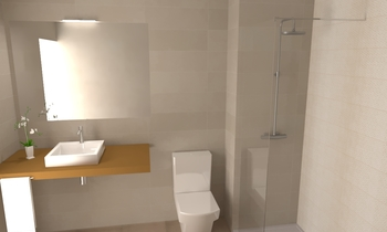 Project 3 Classic Bathroom Madrid Tienda Ceramica Saloni