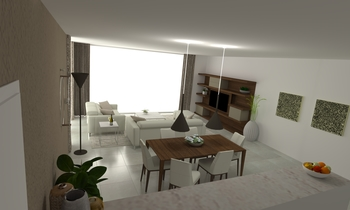 Volo Modern Living room job prijt